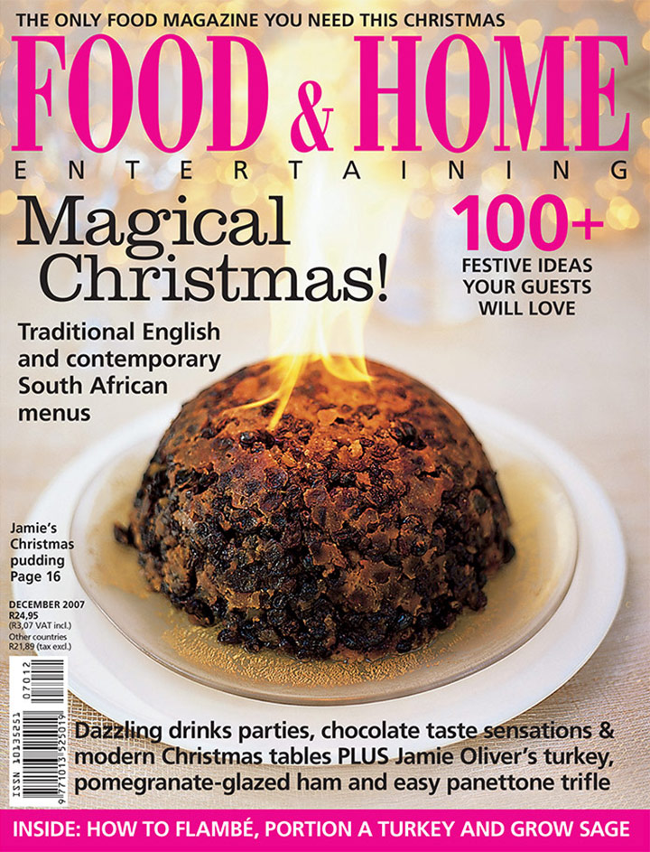 10 years of fhe christmas covers food home entertaining fhe december 2007 cover forumfinder Image collections