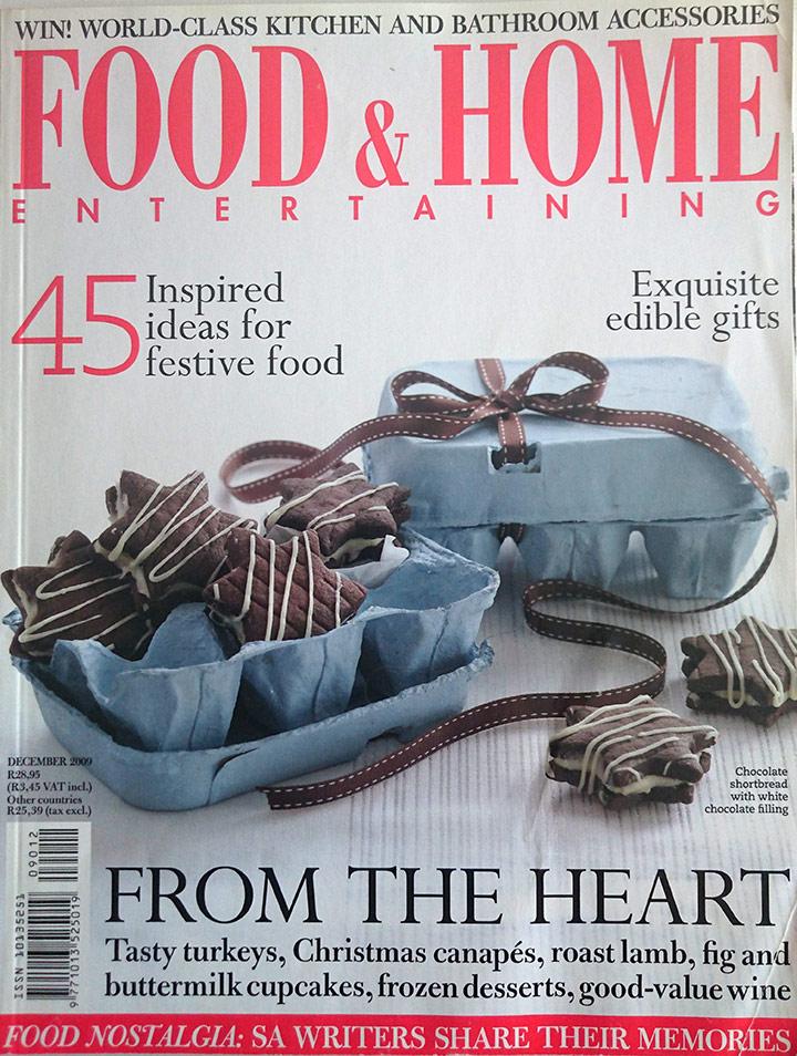 December 2009 FHE Cover