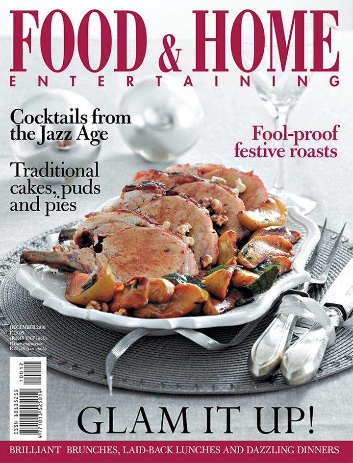 December 2010 FHE Cover