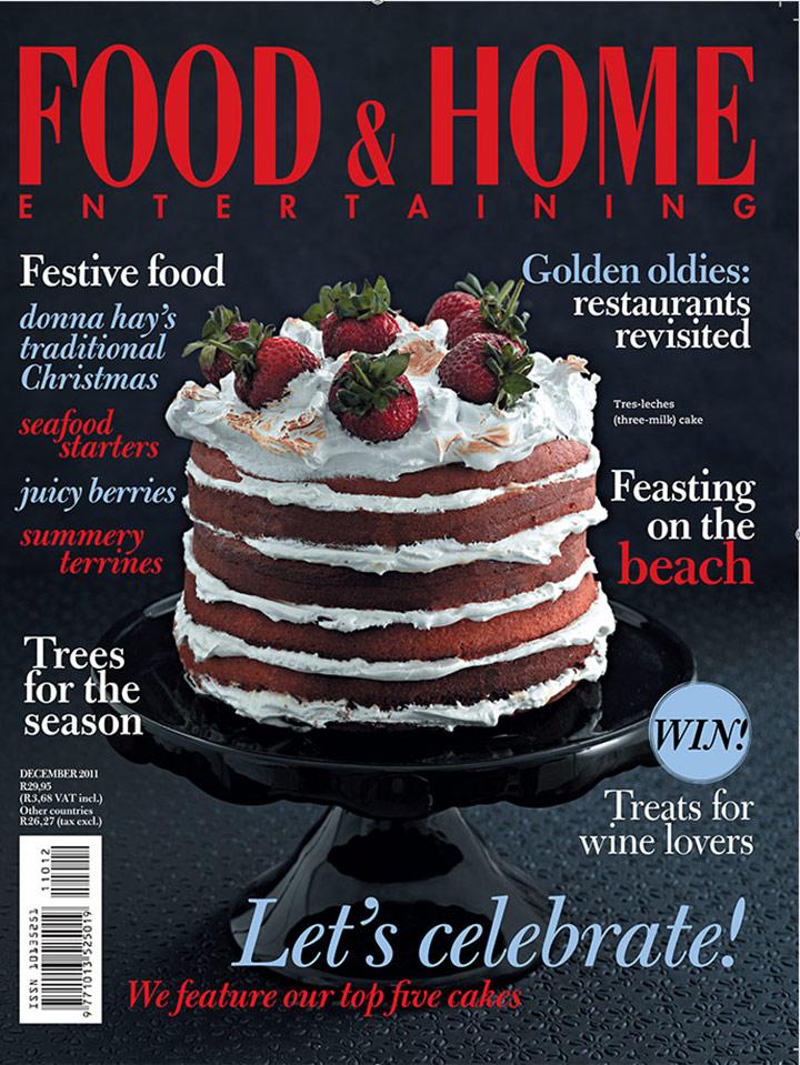 December 2011 FHE cover