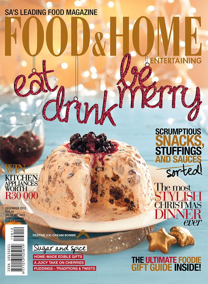 December 2013 FHE cover