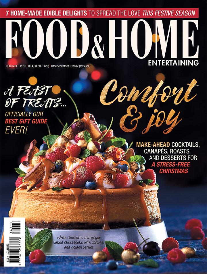 December 2016 FHE Cover