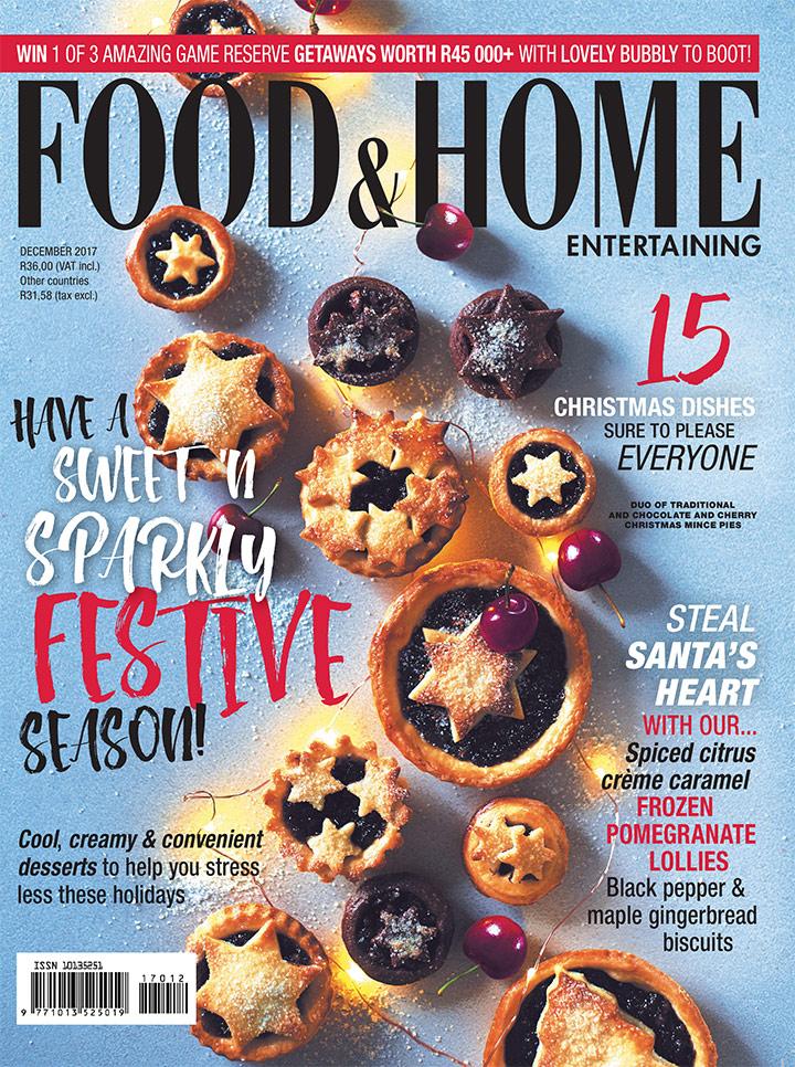 December 2017 FHE cover