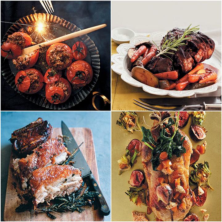 Christmas roasts