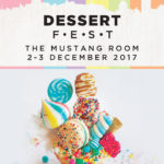 Eat your heart out at the first ever Dessert Fest!
