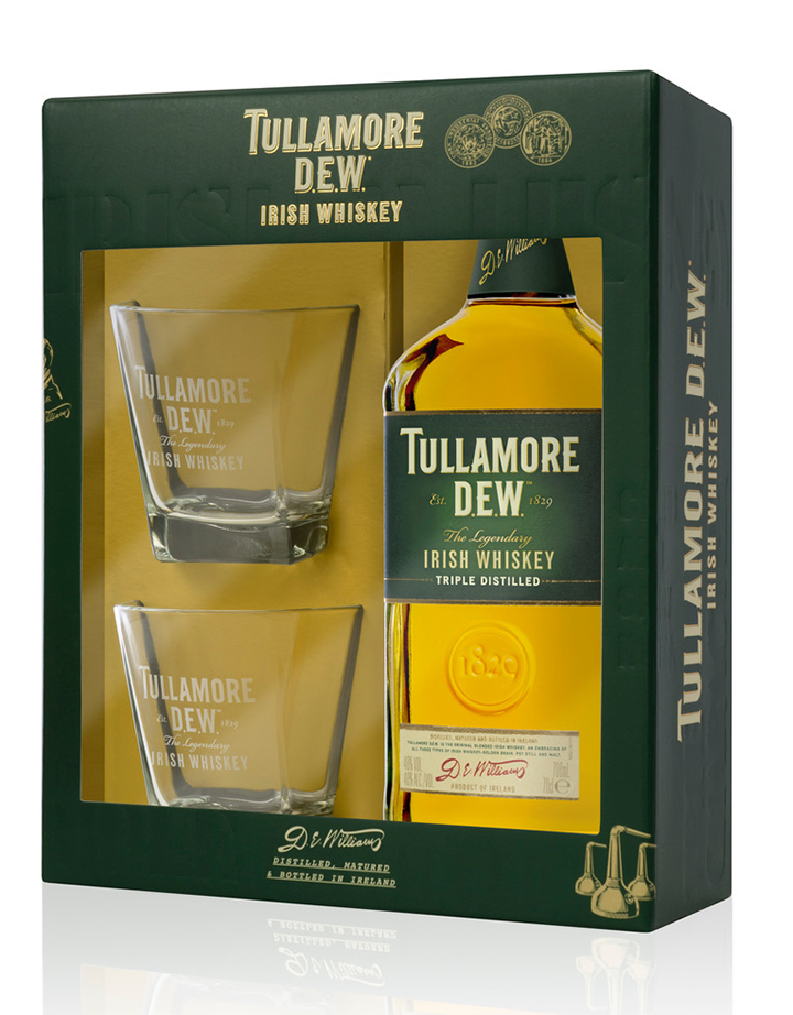 Get festive with Tullamore D.E.W, Monkey Shoulder and Hendrick's Gin