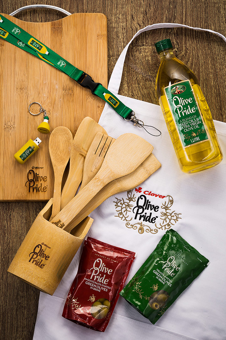 olive pride hamper