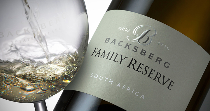Backsberg Family Reserve