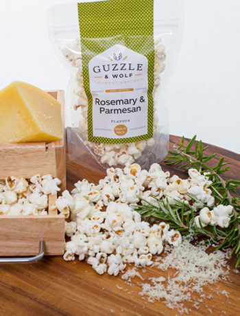 Guzzle & Wolf: gourmet popcorn you will not want to share