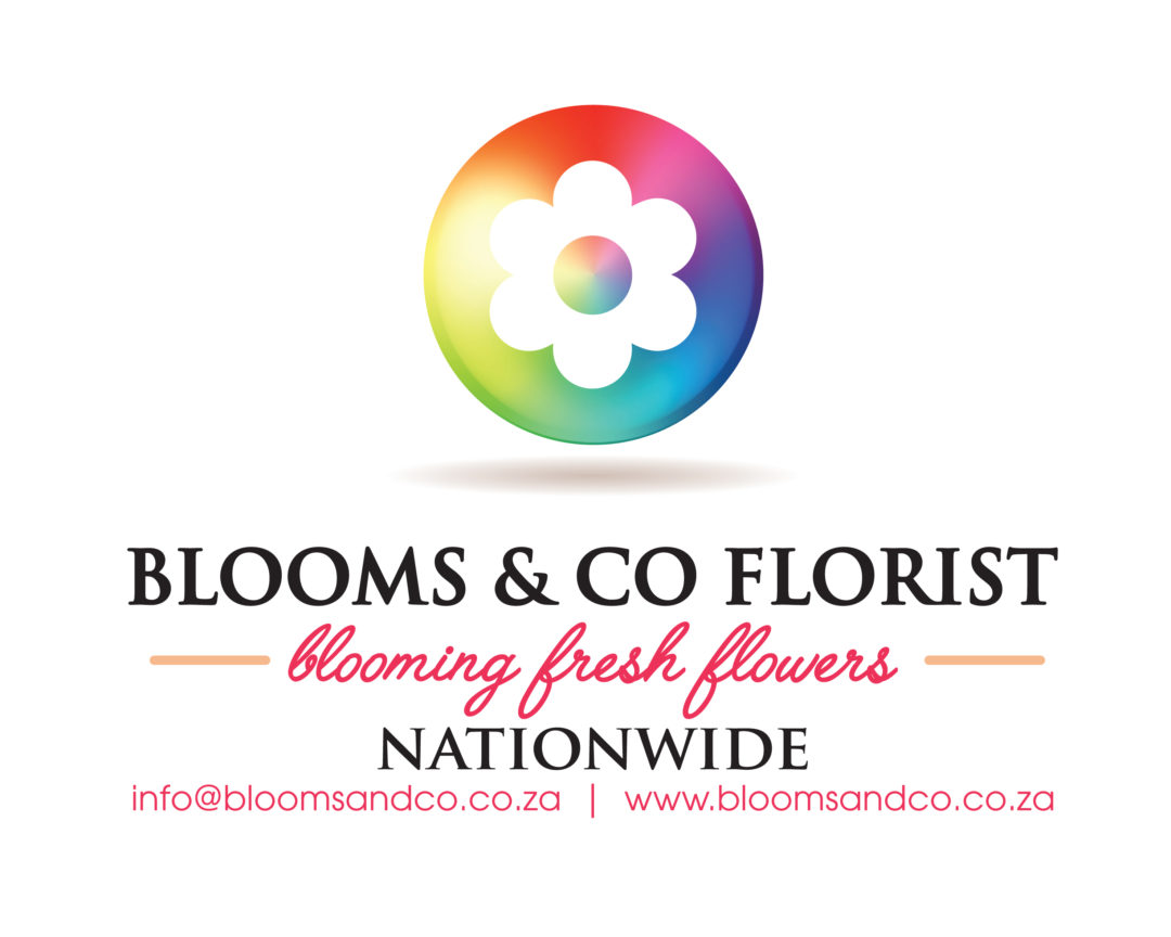 With love, from Blooms & Co Florist