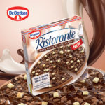 Enjoy a Valentine's Day spoil with Dr. Oetker's restaurant quality chocolate pizza