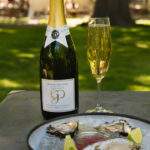MCC and oysters 3-ways tasting at Grande Provence