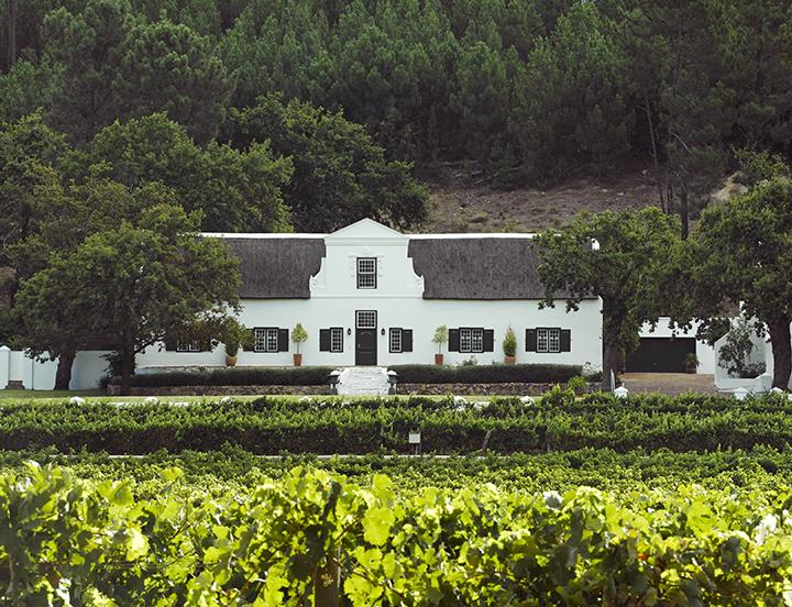 Rickety Bridge wine