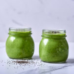 Clean-Green-Lean machine smoothie recipe