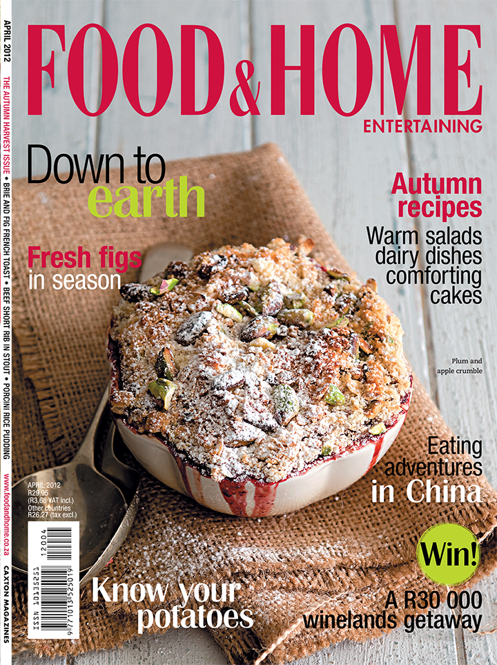F&HE April 2012 cover