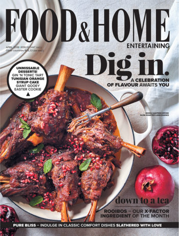 Food & Home April 2018 issue