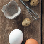 How to cook with quail eggs, chicken eggs and duck eggs