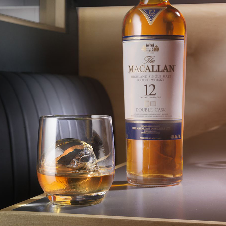 TWO WORLDS, ONE MACALLAN - Double Cask 12 Years Old introduced to South Africa