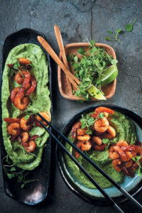 avo mousse with cajun prawns things eveyone needs to know about avocados