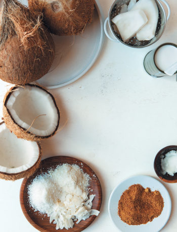 All you need to know about coconuts