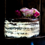 Claire Allen's Chocolate Velvet Cake #BakeLikeABosch