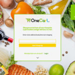 OneCart  – South Africa's leading on-demand  grocery concierge and delivery service