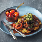 Ossobuco with creamy polenta and gremolata