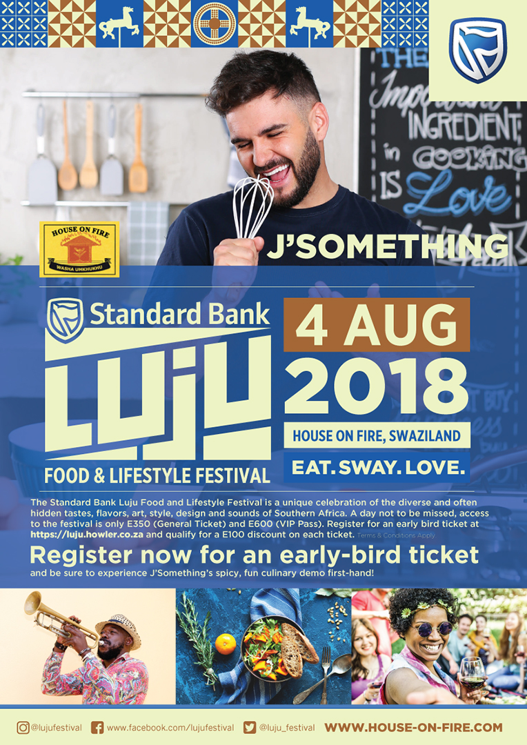 Luju Food & Lifestyle Festival