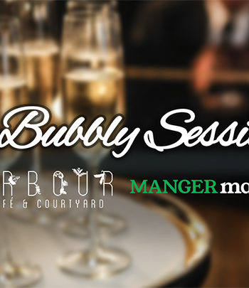 Arbour Café and Courtyard: The Bubbly Sessions