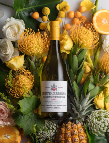 Win 1 of 10 Haute Cabrière Chardonnay Pinot Noir worth R1 080 each