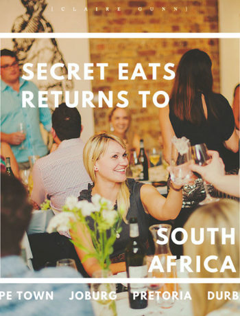 Secret Eats in South Africa