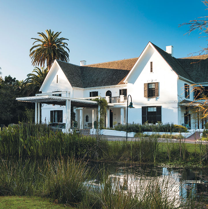 En route to greatness – Fancourt South Africa