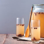Home-made ginger beer