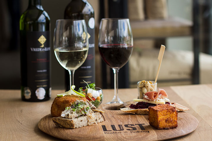 Lust bistro and bakery