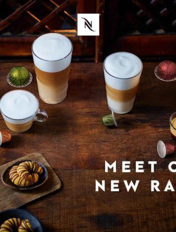Nespresso Master Origin Espresso