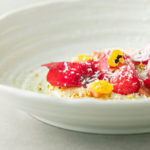 Spring Provenance menu at Greenhouse Restaurant