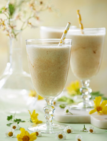 Chamomile, Honey & Vanilla Smoothie