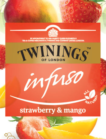 Win with Twinings Infuso this summer