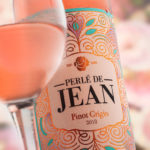 South Africa's first Perlé-style premium Pinot Grigio Rosé by Van Loveren