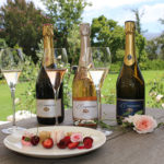 Sweet treats and rosés at Anthonij Rupert Wyne this Valentine's month