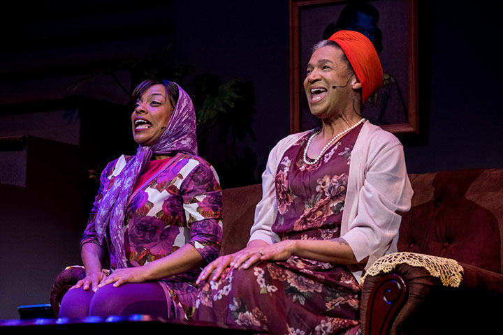 Win 3 sets of double tickets to see Aunty Merle live at the Joburg Theatre