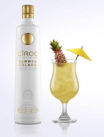 CÎROC™ Ultra Premium Vodka deliver the ultimate summer experience with new limited edition CÎROC™ Summer Colada™