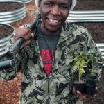 Meet Xolisa Bangani, founder of community project Ikhaya Kulture Garden
