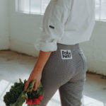 PolkaPants are the first tailored chef trousers for women
