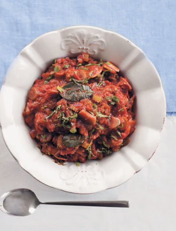 How to make a basic vegetable ragout