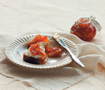 Orange, grapefruit and lemon marmalade