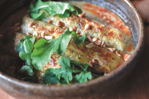 John Goffin's Stuffed Cannelloni