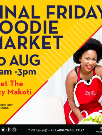 Final Friday Foodie Market