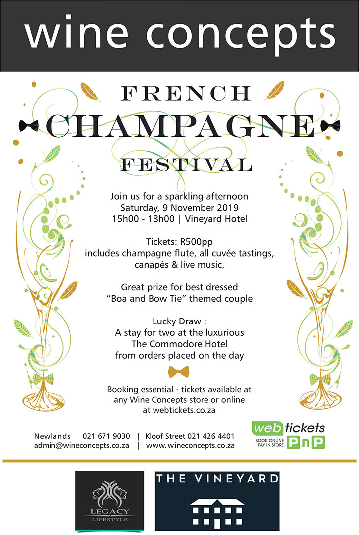 french champagne festival