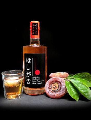 Hoshigaki Dried Persimmons Gold Liqueur to be launched at 3SIXTY°, Montecasino